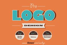 Graphic Design Services - Hire a Graphic Designer Today Logo Design Services, Custom Logo Design, Professional Logo, 6 Years, Web Design, Inspirational, Design Web, Website Designs, Site Design
