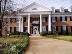 Kappa Kappa Gamma Houses: Georgia