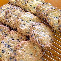(息子の)ホワイトデー用のクッキーを試作。 - 38件のもぐもぐ - オートミールチョコチップクッキー by ひろクォン