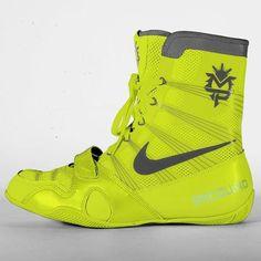 Manny Pacquiao x Nike HyperKO MP Boxing Boot