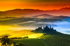 Photograph United Colors of Valdorcia by Anel Alijagić on 500px