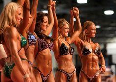 Figure competition diet plan