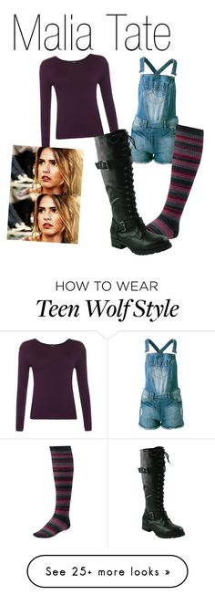 """Malia Tate"" by perlanunez on Polyvore featuring WearAll, Sally&Circle, Smartwool, women's clothing, women, female, woman, misses and juniors"
