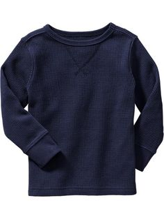 Waffle-Knit Tees for Baby Product Image