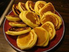 Blinis (végétarien) - La cuisine sans lactose