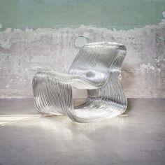 Not only hollow chair by Dirk Vander Kooij #interiordesign #dutchdesign #designD16