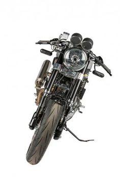 Studio Shots of the CRXR! Bike Engine, Cafe Racer Style, Paint Schemes, Custom Bikes, Harley Davidson, Shots, Studio, Paint Color Schemes, Custom Motorcycles