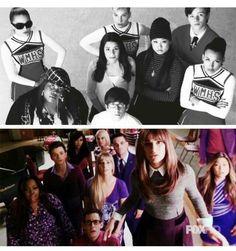 Glee Season 1-Season 6
