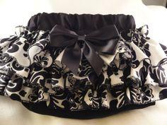 NEW ORIGINAL DESIGN Elegant Black and White by SunKissedCuties, $19.99