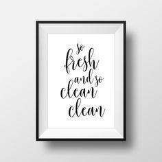 Clean A Bathroom Set bathroom prints, bathroom set, wash brush floss flush, kids