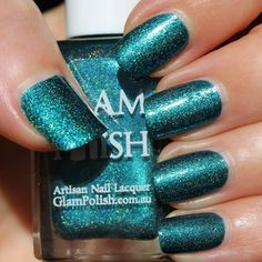 Glam Polish Paranormal (What's Indie Box October 2014 - Holoween)
