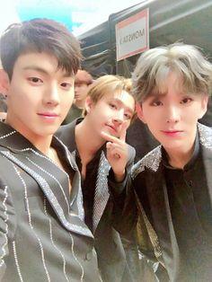 Shownu, I.M, & Kihyun