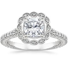 Explore our stunning diamond engagement ring settings in recycled platinum or gold. Pair your selection with a dazzling beyond conflict free diamond. Antique Style Engagement Rings, Halo Engagement Rings, Engagement Ring Settings, Halo Rings, Promise Rings, Diamond Ring Settings, Halo Diamond, Diamond Rings, Matching Wedding Rings