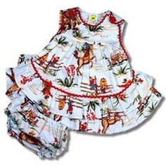f7e38c0870838 western outfit for baby or toddler cowgirl Western Baby Bedding