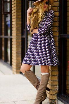 Little Patterned Dress