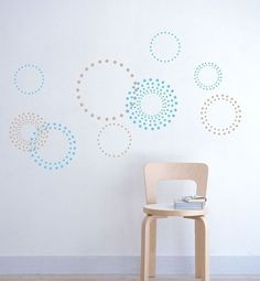 Vinyl decal Seeing Spots by Elephannie on Etsy, $30.00