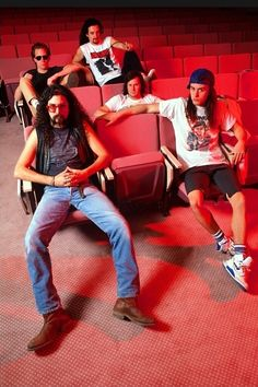 Faith No More The greatest band to ever make music. EVER. My favorite band!!