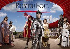 Le Puy du Fou et la Cinescénie