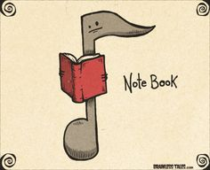 Note Book from BrainlessTales