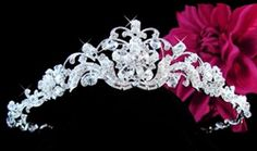 quinceanera crowns | Bridal and Wedding Accessories - Bridal Tiaras, Quinceanera Tiaras ...