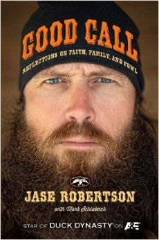 I honestly wasn't expecting much with besides hunting but boy was I wrong. Granted there is a lot of hunting. This book talks about mainly the trails that Jase Robertson has had In his life and how God has helped him overcome them. Jase has an incredible story that is definitely worth reading about. Buy it, read if, and give it to someone who loves hunting and doesn't know Jesus.