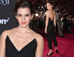 Beauty and the Beast actress Emma Watson in pictures.