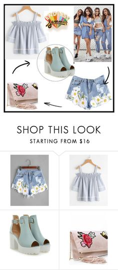 """""""Romwe 9"""" by amra-f ❤ liked on Polyvore featuring ban.do"""