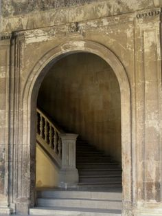 Azimir's palace (Artifex) - stairs to the audience chamber