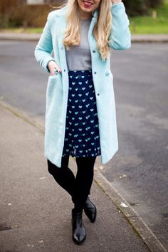 Lovely Mel of style blog Media Marmalade in the Sweetheart Skirt - Sugarhill Boutique