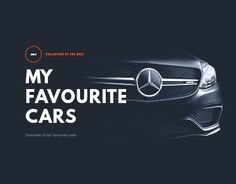 "Check out new work on my @Behance portfolio: ""My Favourite Cars"" http://be.net/gallery/40529049/My-Favourite-Cars"