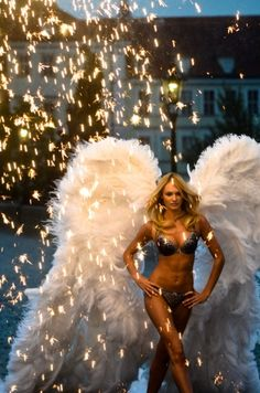 Angel #KyFun #VS Candice Swanepoel m.4.2