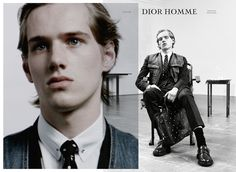 The Little boy Says No: Willy-Vanderperre-Notes-Of-A-Day-Christian-Dior-1