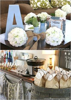 How to host the perfect baby shower- Vintage Storybook Theme!