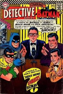 Detective Comics #357 GD / VG John Broome Carmine Infantino ---> shipping is $0.01 !!!