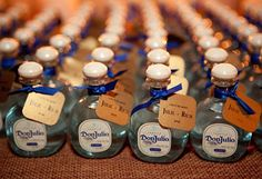 Brides: Are Tequila Shots Too Tacky For a Receiving Line?