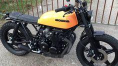 Honda CB650 Cafe racer  caferacer