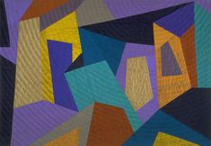 Fine Art Quilts by Marilyn Henrion: Fragments