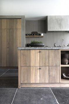 Kitchen countertops modern interior design 45 New Ideas Modern Kitchen Design, Interior Design Kitchen, Modern Interior Design, Casa Magnolia, Küchen Design, House Design, Design Ideas, Design Inspiration, Polished Plaster