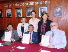 Firman carta de intención CIJUREP de la UAT y Facultad de Derecho de Yucatán