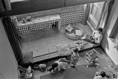 """Le Corbusier - Unité d'Habitation """"La Cité Radieuse"""", Marseille (1954)"""