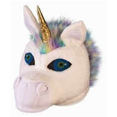 The Mascot Unicorn Head is the perfect 2018 Halloween costume for you. Show off your costume and impress your friends with this top quality selection from Costume SuperCenter! Unicorn Halloween Costume, Adult Halloween, Halloween Masks, Halloween Themes, Wholesale Halloween Costumes, Halloween Costume Accessories, Unicorn Head, Cute Unicorn, Mascot Costumes