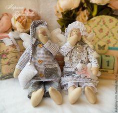 Купить Ангелы добрых снов в стиле Тильда - тильда, Сплюшка Тильда, сплюшка, кукла Тильда