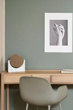 Salon - paleta Hazy, kolekcja kolorów Tikkurila Color Now 2017 Living Room Designs, Living Room Decor, Bedroom Decor, Bedroom Colors, Interior Decorating, Interior Design, Home Office Decor, Home Decor, Office Ideas
