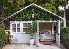 Bildergebnis Für Converted Garage Apartment Gartenhaus, Garage Gästehaus,  Garagenschlafzimmer, Schuppen Pensionen, Garagenumbau