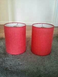 Red Boutique Lampshades in Tucker, GA (sells for $30)