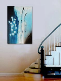 Original Painting on Canvas Abstract by heatherdaypaintings