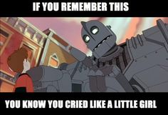 The Iron Giant Is One Of The Best Movies From My Childhood