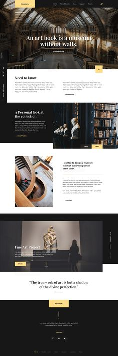 museum. on Behance