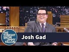 The Tonight Show Starring Jimmy Fallon: Josh Gad's Beauty and the Beast Horse Almost Ran Over Hermione