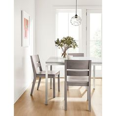 Portica Table with Afton Chairs - Dining